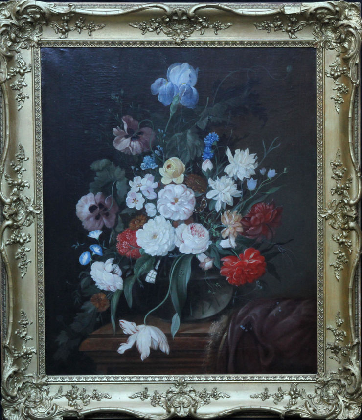 Dutch Old Master Floral -  Richard Taylor Fine Art