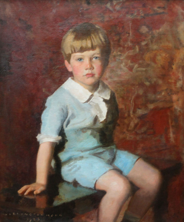 Institutional & Family Portrait Paintings from Portrait
