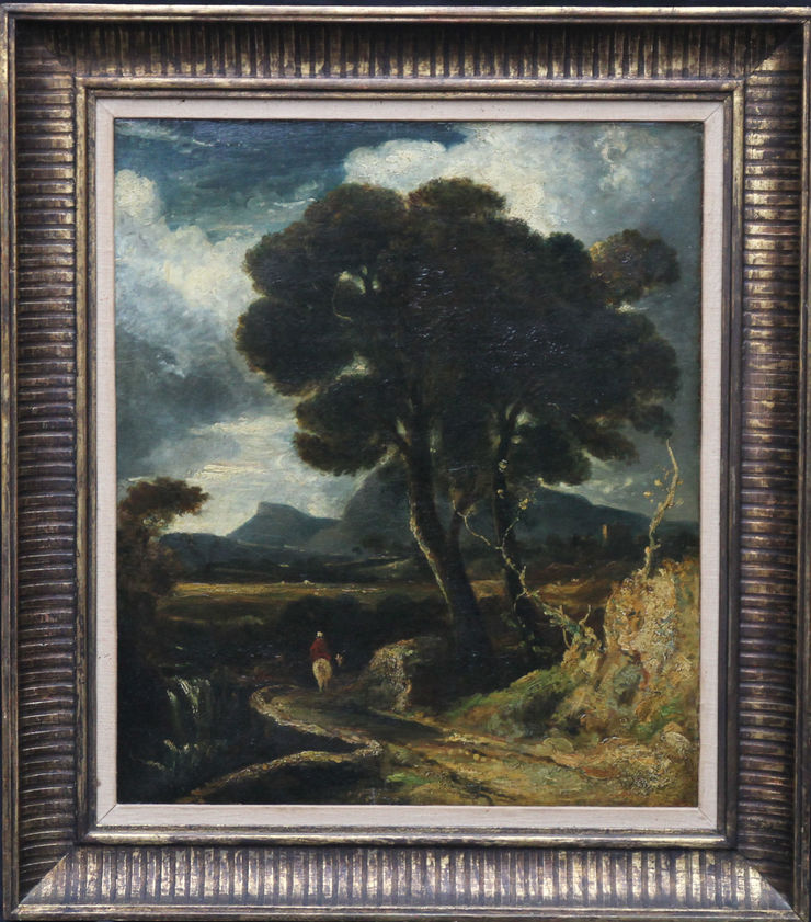 British Old Master Landscape by John Crome available at Richard Taylor Fine Art