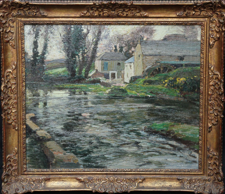 Samuel Lamorna Birch - British Cornish Post Impressionist Art - Richard Taylor Fine Art
