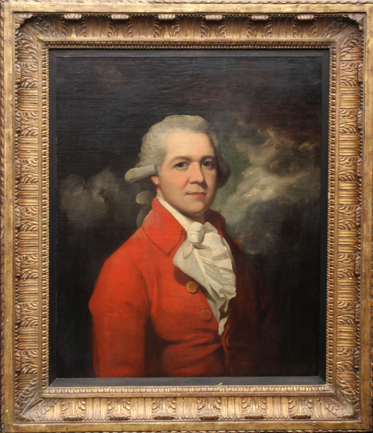 Portrait of Philip Harding by Sir Martin Archer Shee Richard Taylor Fine Art