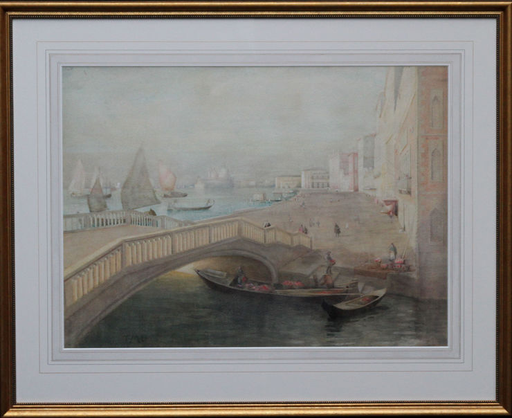 Thomas Mille Dow Venice for sale at Richard Taylor Fine Art
