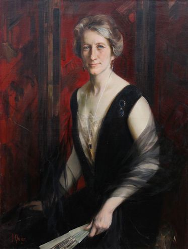 A Portrait of Violet Ann Gilbert