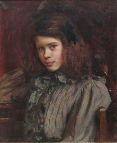 Portrait of Margaret Griselda Wedderburn
