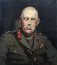 Military Soldier Portrait by Alice Mary Burton Richard Taylor Fine Art