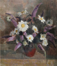 Daisies by Amy Reeve Fowlkes Richard Taylor Fine Art