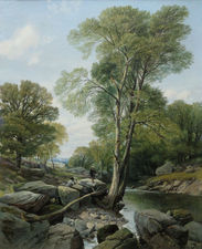 Frederick William Hulme -  Victorian Landscape - British Landscape - Richard Taylor Fine Art