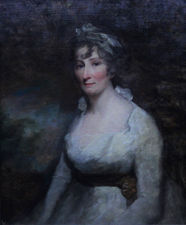 henry raeburn - scottish portrait - lady dundas -  richard taylor fine art