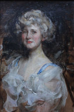 ../Portrait of an Edwardian Society  Lady by James Jebusa Shannon  Richard Taylor Fine Art