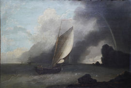 Dutch Old Master Marine by Jan Porcellis Richard Taylor Fine Art