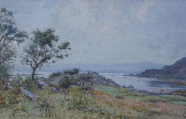 Joseph Morris Henderson - Scottish Coast -  Richard Taylor Fine Art