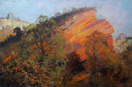 British Geological Landscape by Margaret Maitland Howard Richard Taylor Fine Art