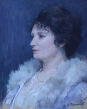Scottish Portrait by Mary Barnard Richard Taylor Fine Art
