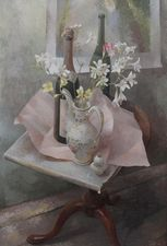 ../mary kent harrison - the french coffee pot - Richard Taylor Fine Art