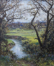 ../Surrey Landscape by Robert Morley Richard Taylor Fine Art