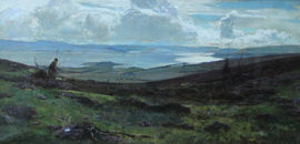 Clyde Landscape by Sir David Murray Richard Taylor Fine Art
