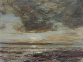 ../Arran Seascape by Charles Lawton Wingate Richard Taylor Fine Art
